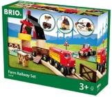 Brio 33719 - Bahn Bauernhof Set -