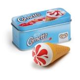 Eis Cornetto Erdbeer in der Dose -