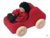 Grimms Spiel Und Holz Design Grimm's Lastwagen klein rot -