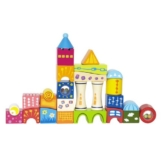 Hape E0418 - Fantasiebausteine Schloss -