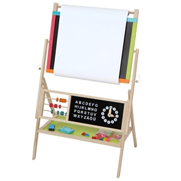 infantastic standkindertafel tafel kindertafel lerntafel inklusive kreide schwamm buchstaben. Black Bedroom Furniture Sets. Home Design Ideas