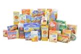 Kaufladen / Kaufmannsladen Zubehör 40-teiliges Set in praktischer Aufbewahrungsbox -