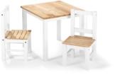 """Kindersitzgruppe """"Nils"""" Tisch inkl. 2 Stühle, aus Massivholz gefertigt -"""