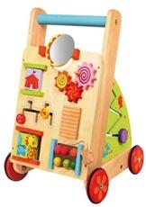Lauflern-Wagen -