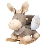 Nattou 211253 Cappuccino Schaukeltier Esel -