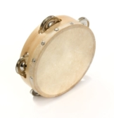 Percussion Plus 6 Zoll Tambourine -