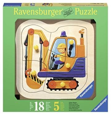 Ravensburger 03226 - Gelber Bagger -