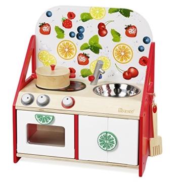 """Spielküche """"Kleiner Koch"""" aus Holz von howa 4819 -"""
