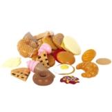 Süßwaren Geböck für Kaufladen & Co. 33 Teile 8 cm GOWI Küchenzubehör -