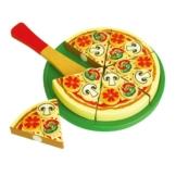 Viga NCT 0593 - Holzspielzeug - Pizza schneiden -