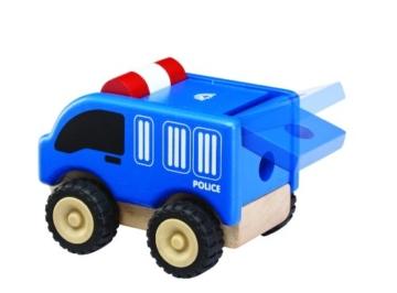 Wonderworld WW-4004 - Mini Polizeiauto -