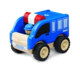Wonderworld WW-4004 - Mini Polizeiauto -