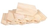 12 Frühstücksbrettchen Holzbrettchen Holz Schneidebrett VBS Großhandelspackung -