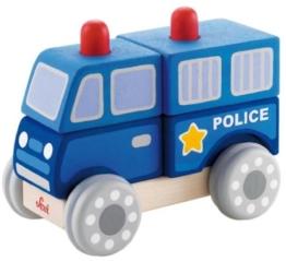 82407 - Sevi - Lernpuzzle Polizei -
