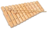 Bontempi - XLW 12 - Holzxylophon, 12 Noten, 35cm -