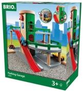 Brio 33204 - Parkhaus, Straßen und Schienen -