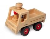 Fagus Unimog lenkbar Holz [Spielzeug] -
