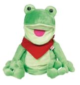 goki 108355 Handpuppe Frosch -