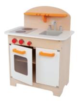 Hape E3100 - Gourmet Küche, weiß -