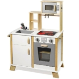 "howa Spielküche / Kinderküche ""Chefkoch"" aus Holz mit LED-Kochfeld 4820 -"