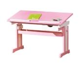 Links 99800350 Kinderschreibtisch Schülerschreibtisch Schreibtisch Kinderzimmer Tisch, rosa -