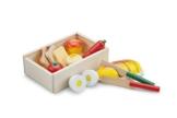 New Classic Toys 10580 - Essen schneiden Set -