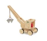 nic - Holzspielzeug 1873 - Bagger, Selbstfahrer -