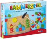 Noris Spiele 606049101 - Hammerspiel Kinderspiel -