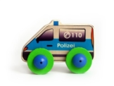 Rolli Polizeiauto- 10861 -
