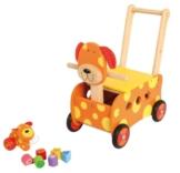 Schiebewagen Hund -