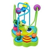 Spielzeug Oyedens Niedlich Um Den Wulst Spielzeug Tier Kleinen Perlen Spielzeug Holzpuzzle -