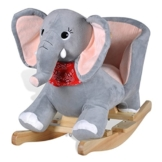 vidaXL Schaukeltier Schaukelpferd Schaukel Elefant Schaukelelefant -