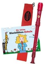 Voggenreiter 500 - Das bunte Blockflöten-Set -