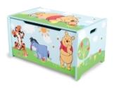 Winnie the Pooh Spielzeugtruhe (Blau) -
